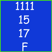 Number-Converter icon