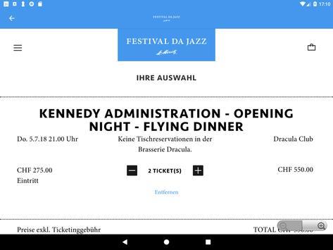 Festival da Jazz screenshot 14