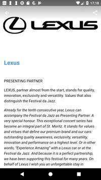 Festival da Jazz screenshot 5