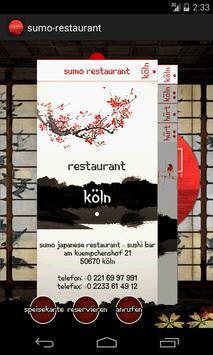 Sumo Restaurant poster