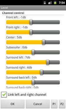 AVR-Remote screenshot 2