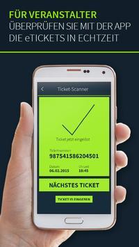 MV TicketBox App apk screenshot