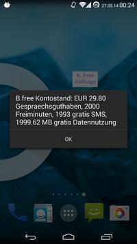 B.Free Abfrage (INOFFIZIELL) apk screenshot