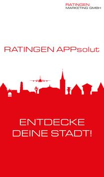 Ratingen - die offizielle App poster