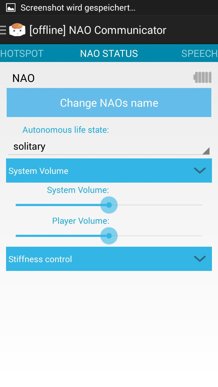 Nao Communicator For Android Apk Download