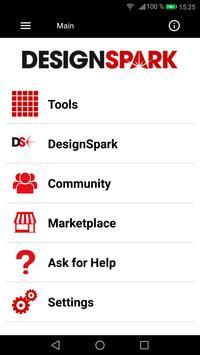 DesignSpark poster