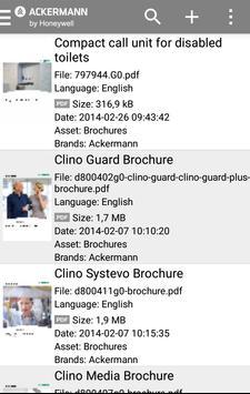 Ackermann InfoPoint screenshot 2
