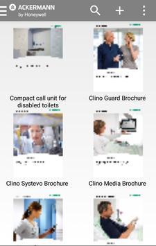 Ackermann InfoPoint screenshot 3