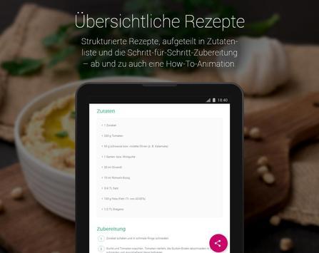 Einfache Rezepte zum Kochen & Backen screenshot 10