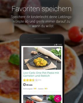 Einfache Rezepte zum Kochen & Backen screenshot 2