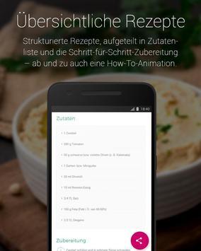 Einfache Rezepte zum Kochen & Backen screenshot 3