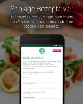 Einfache Rezepte zum Kochen & Backen screenshot 6