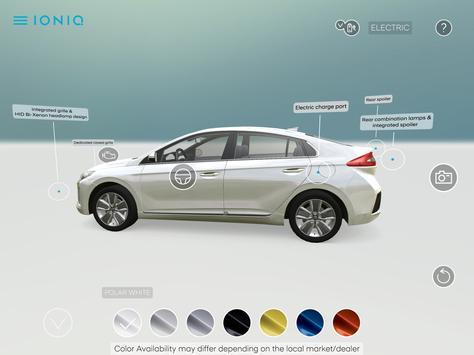 IONIQ 3D apk screenshot