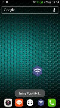 Smart Wifi Widget screenshot 1