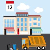 Abfall GT icon