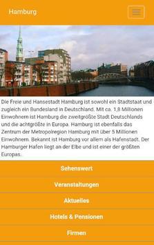 Hamburg - regiolinxx poster