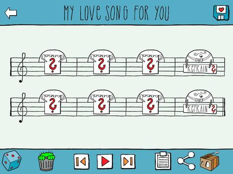 Love Song Creator Free screenshot 11