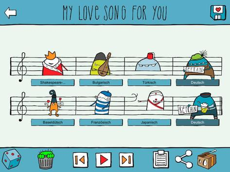 Love Song Creator Free screenshot 12