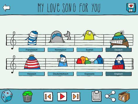 Love Song Creator Free screenshot 13