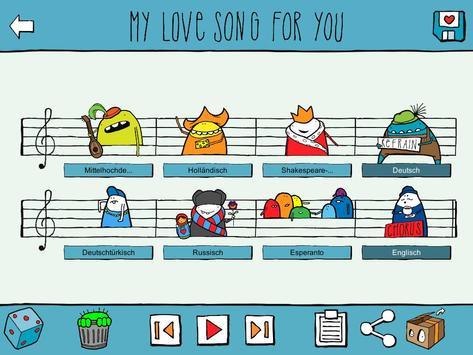 Love Song Creator Free screenshot 14