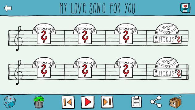 Love Song Creator Free screenshot 1