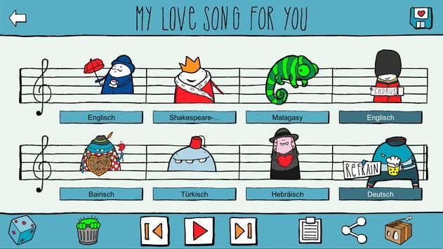 Love Song Creator Free screenshot 7