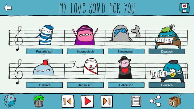 Love Song Creator Free screenshot 9