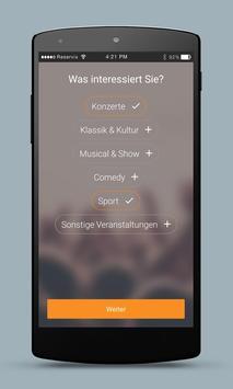 Reservix Tickets apk screenshot