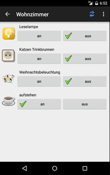 Weihnachtsbeleuchtung Wohnzimmer.Shc Smarthome Control For Android Apk Download