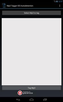 Mp3 Tagger ID3 Autodetection screenshot 4