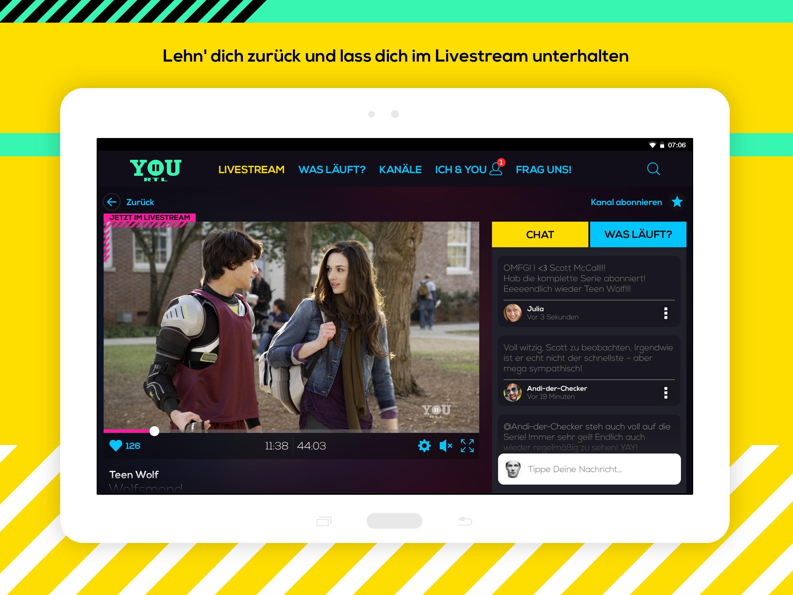 Rtl 2 Live Stream Kostenlos Ohne Anmeldung