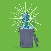 Trash Mobile icon