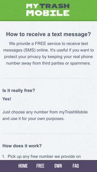 Trash Mobile screenshot 4