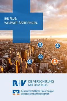 R+V-ArztSuche poster