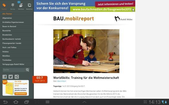 BAU.mobilreport poster