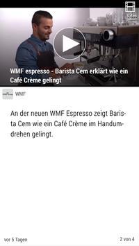 My WMF Group - Mitarbeiter App apk screenshot