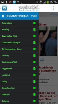 Wochenblatt - Zeitung für Alle apk screenshot