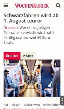 WochenKurier.info screenshot 1
