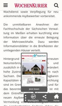 WochenKurier.info screenshot 4