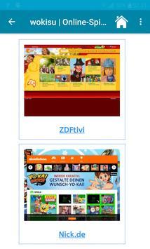 wokisu Browser für Kinder apk screenshot