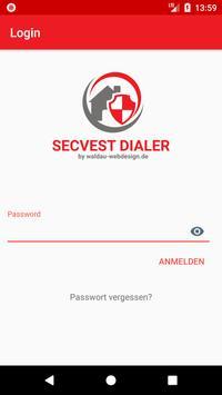 Secvest 2Way Dialer screenshot 5