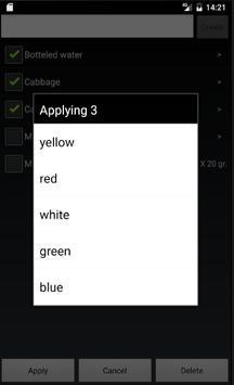 Einkaufsmanager screenshot 4