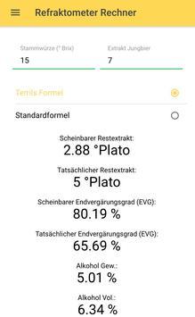 Bier brauen & Bier Rezepte - Die Craftbeer App screenshot 5