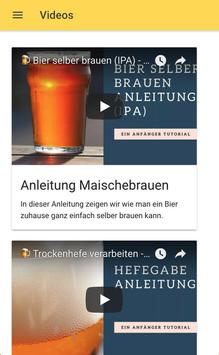 Bier brauen & Bier Rezepte - Die Craftbeer App screenshot 6