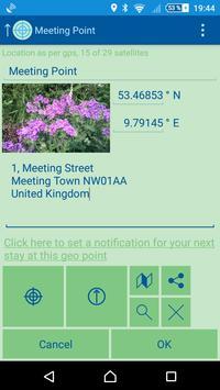 My GeoPoints apk screenshot