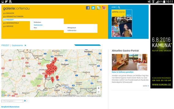 g:o – Ihr Freizeit-Navigator screenshot 6