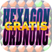 Hexagon Ordnung Gratis icon