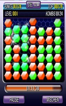 Hexagon Ordnung Gratis apk screenshot