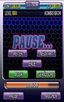 Hexagon Ordnung Gratis apk screenshot