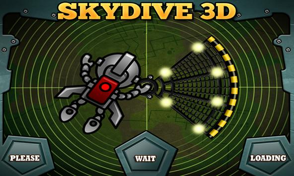 Skydive 3D FREE poster